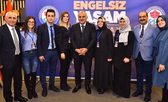 Trabzon'da 'Engelsiz Yaşam Çalıştayı' düzenlendi