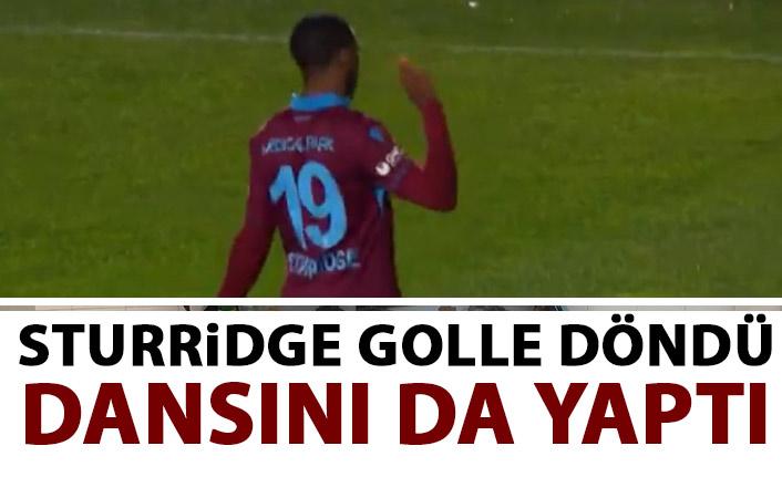 Sturridge golle döndü!