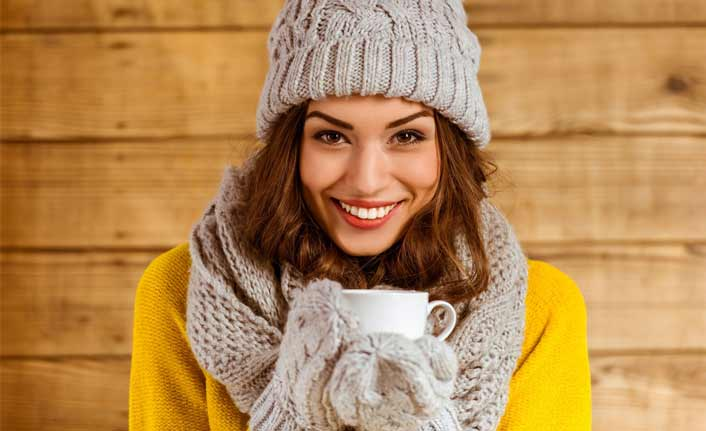 İşte kış hastalıklarından korunmanın en keyifli yolu...