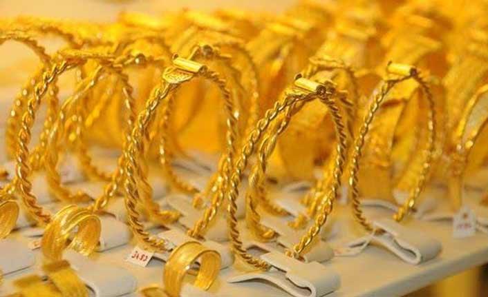 Serbest piyasada altın fiyatları 06.12.2019