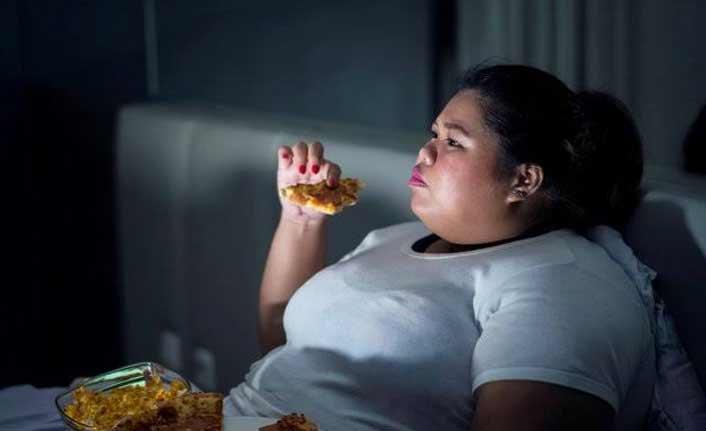 Ülke nüfusunun yüzde 30'u obez sınıfına giriyor!