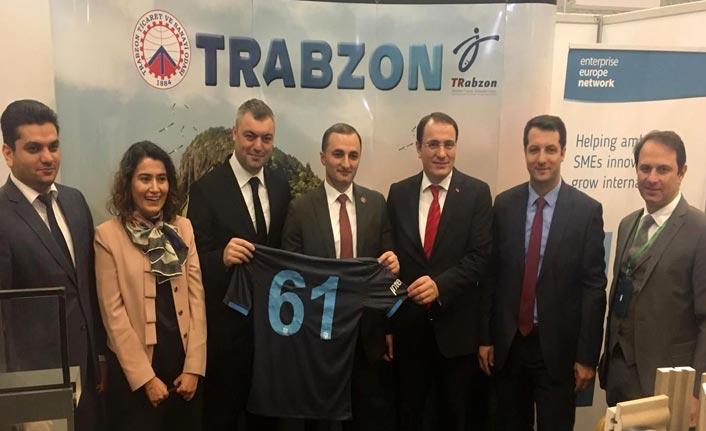 Trabzon inşaat sektörü Gürcistan'da tanıtıldı