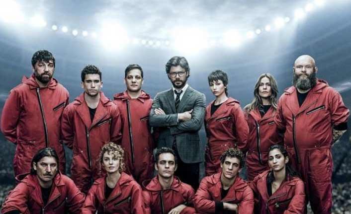 La Casa De Papel'in yeni sezon yayın tarihi belli oldu!