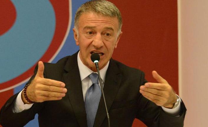 Ağaoğlu'ndan TFF'nin skandal kararına tepki