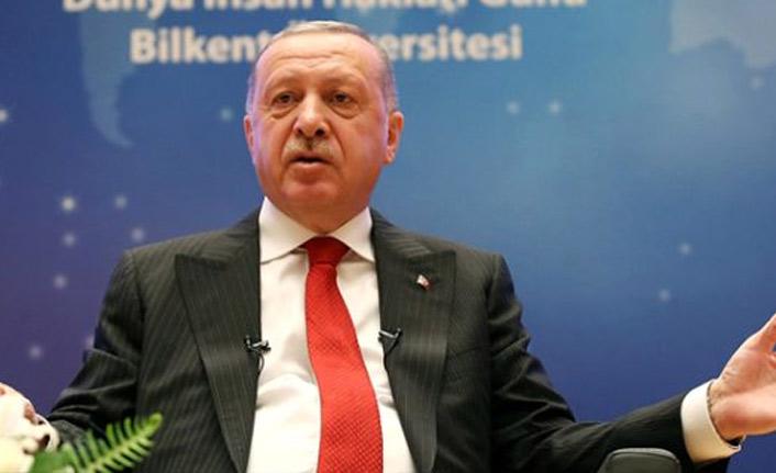 Erdoğan'a soruldu: Örnek aldığı lider kim?