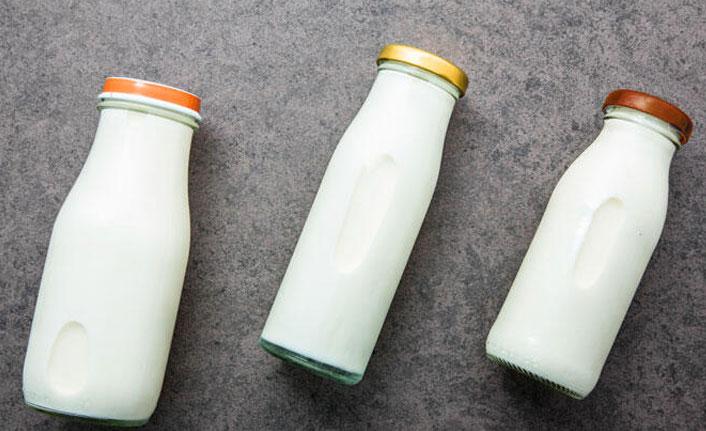Toplanan inek sütü miktarı ekimde azaldı