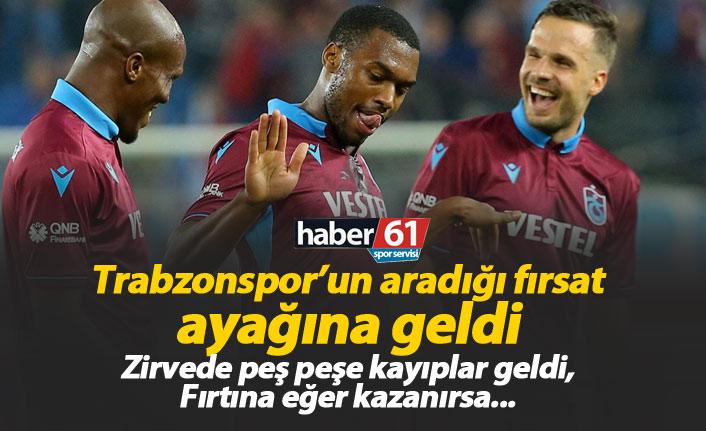 Trabzonspor için fırsat haftası   Süper Lig puan durumu