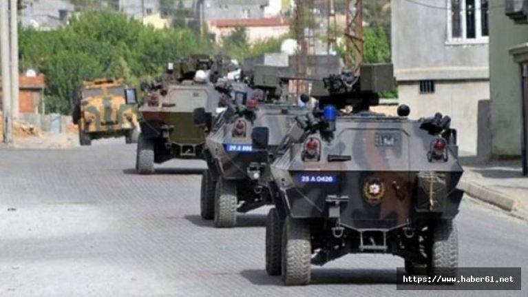 Köylerde sokağa çıkma yasağı ilan edildi