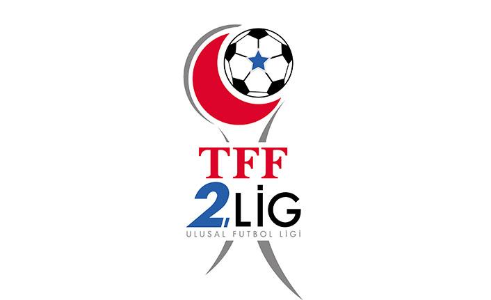 TFF 2. Lig Beyaz Grup 2. yarı programı