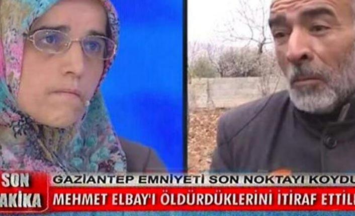 Mehmet Muharrem Elbay'ın öldürüldüğü ortaya çıktı