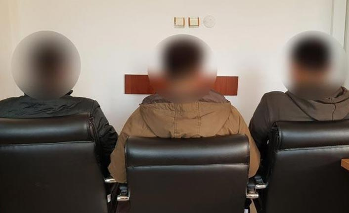 PKK'da sözde yönetici 3 terörist teslim oldu!