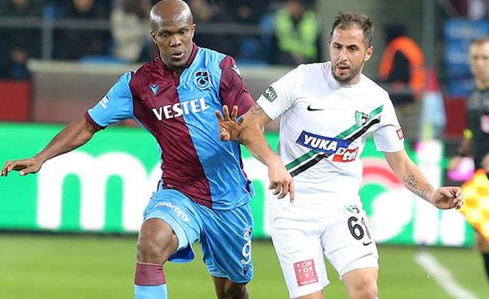 Trabzonsporlu yöneticiden Denizlispor yorumu: Telafi maçı gibi