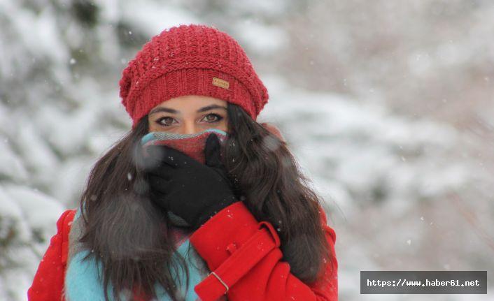 Bayburt'ta don uyarısı