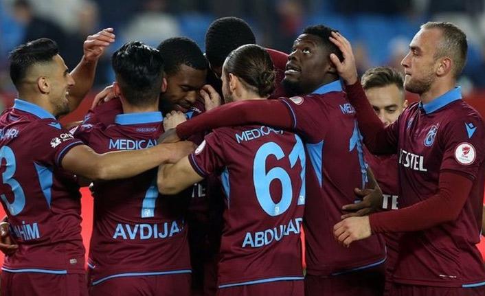 İşte Trabzonspor'un Konya kadrosu