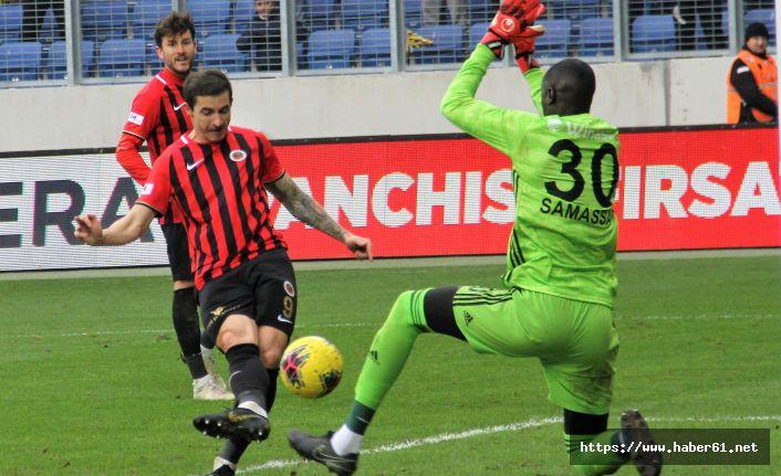 Sivasspor Ankara'da 2 puan bıraktı