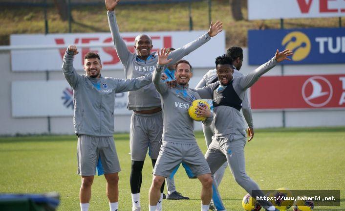 Trabzonspor'da hazırlıklar tamamlandı