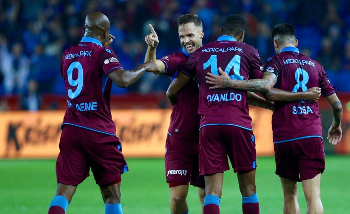 Trabzonspor'un muhtemel Konya 11'i