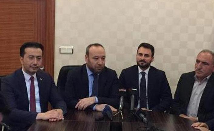 AK Parti'de 3 başkan istifa etti!