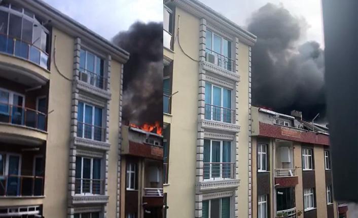 Ev sahibine kızdı, boşalttığı evi yaktı!