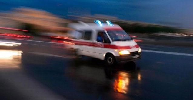 Trabzon'da kaza: Karşıdan karşıya geçmeye çalışırken araba çarptı