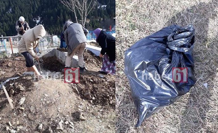 Trabzon'da skandal! Seçimi kaybetti, mezarları çıkarttırdı