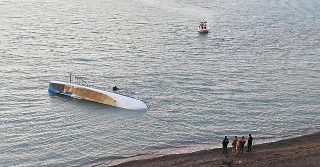 Göçmenleri taşıyan tekne battı - 7 ölü