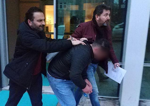 Uyuşturucu hap ticaretinden tutuklandı
