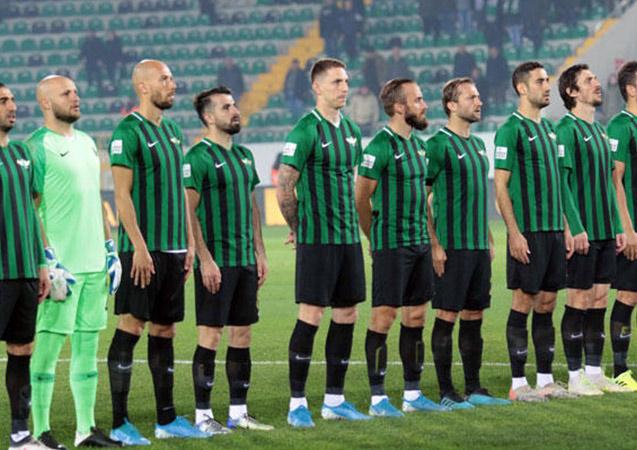 Akhisarspor'a transfer yasağı şoku