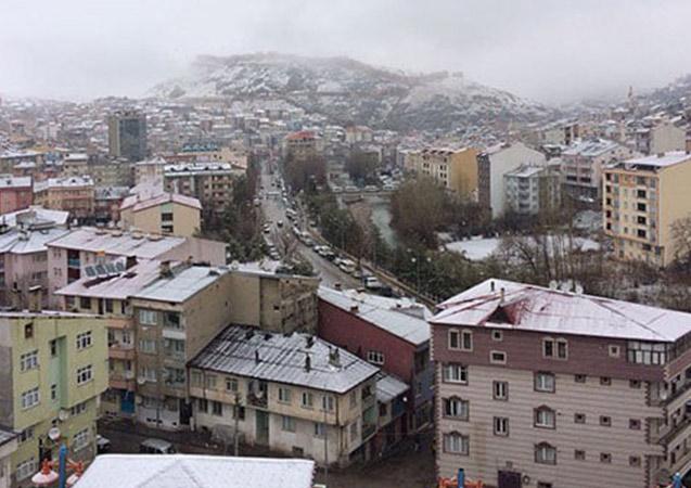 Doğu Karadeniz'de kar yağışı bekleniyor