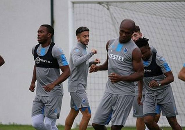 Trabzonspor'un rakipleri belli oldu!