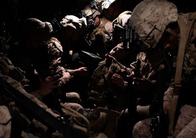 ABD'den Orta Doğu'ya 3 bin 500 asker