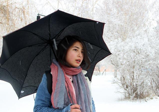 Bayburt'un yüksek kesimlerinde karla karışık yağmur ve kar yağışı bekleniyor