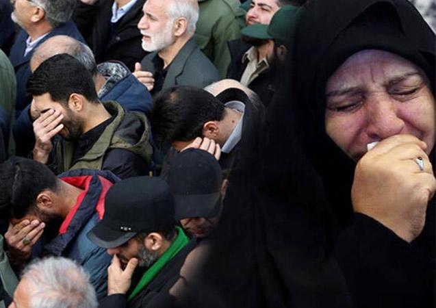 İran'dan açıklama: Sert bir intikam alınacak