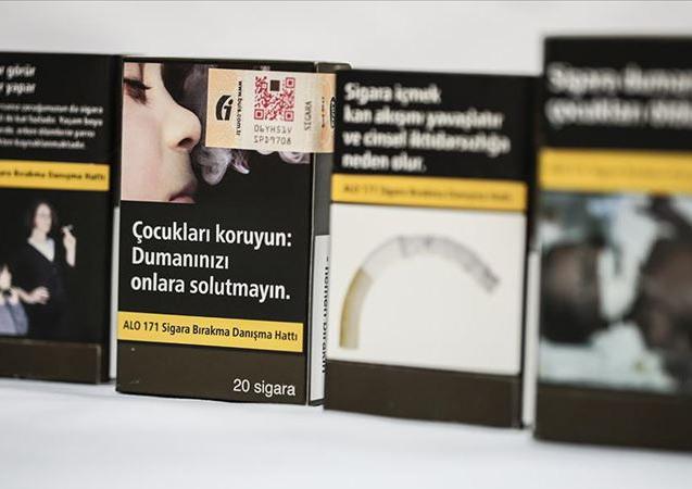 Eski sigara paketleri tarihe karıışıyor