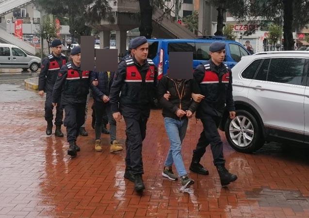 Trabzon'da Kuran Kursu'ndan hırsızlık