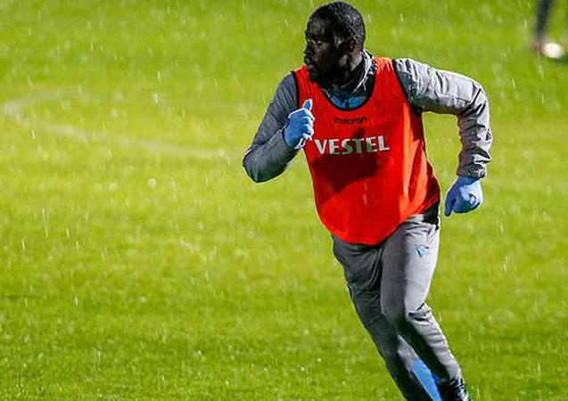 Ndiaye Trabzonspor'da yeni bir sayfa açtı