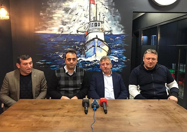 Trabzonsporlular derneğinden Düzce'de bir ilk
