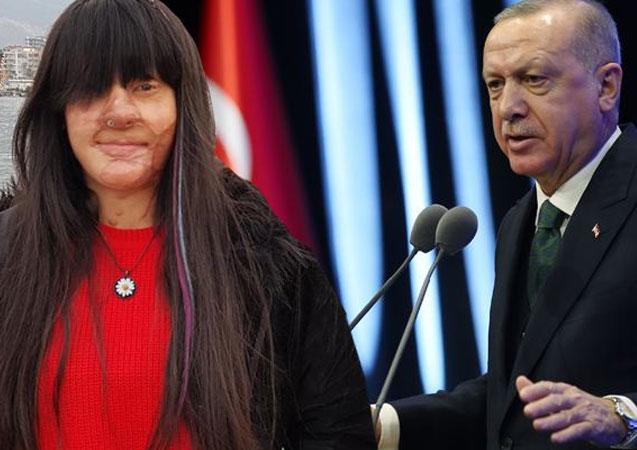 Cumhurbaşkanı Erdoğan sert tepki göstermişti! Berfin'den o sözlere yorum