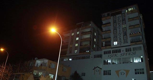 Dokuzuncu kattan düşen bebek öldü