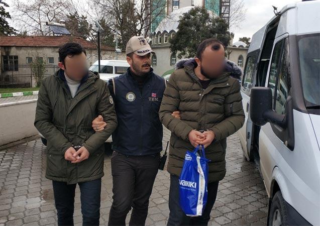 FETÖ'nün mahrem yapılanması operasyonunda 3 kişi adliyede