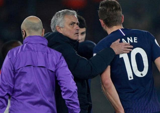 Tottenham'da Harry Kane şoku
