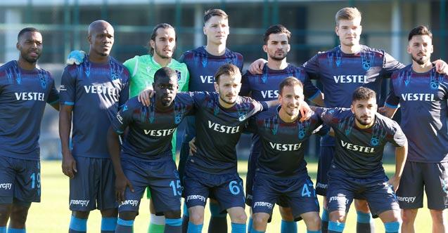 Trabzonspor'da kamp sona eriyor