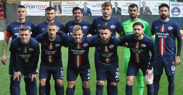 Hekimoğlu Trabzon FK Tarsus İdman Yurdu'nu 3-2 mağlup etti
