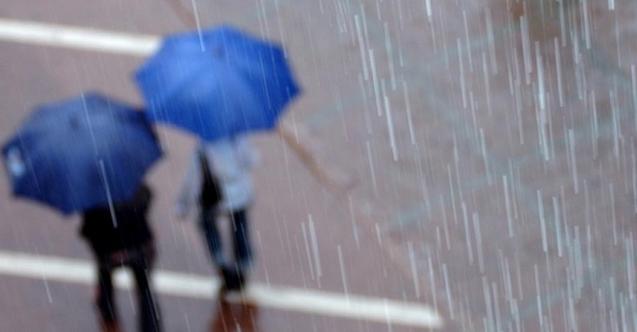 Meteorolojiden Karadeniz'e kuvvetli yağış uyarısı
