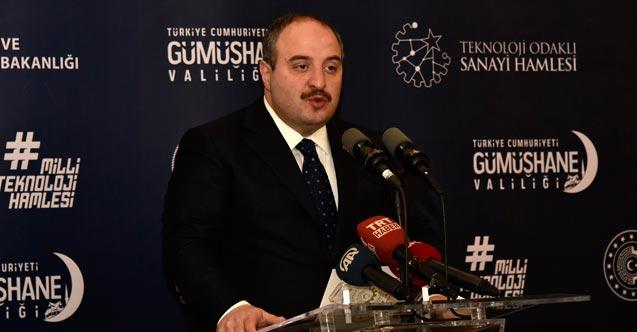 """Bakan Varank: """"750 milyon liralık kaynağı..."""""""