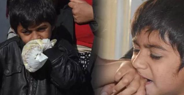 Bir ailenin acı feryadı! Çocukları ellerini ve kollarını ısırıyor, çareyi bezle buldular