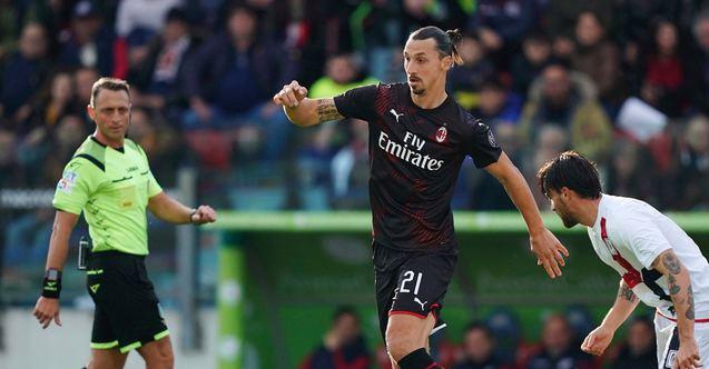 Zlatan Ibrahimovic siftah yaptı
