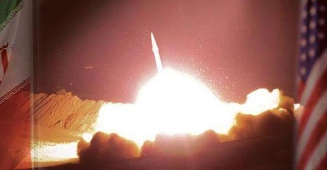 Irak'ta ABD Üssü'ne füzeli saldırı!