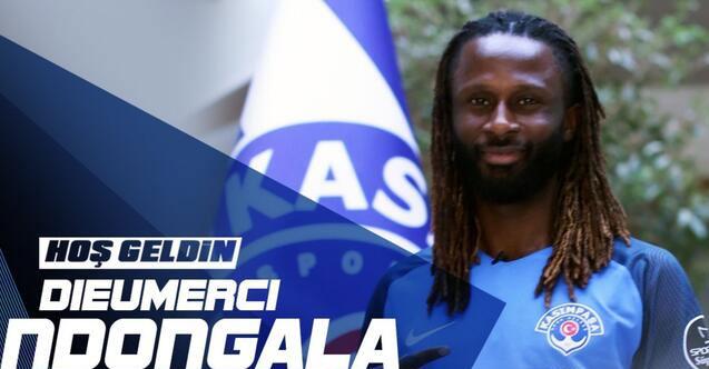 Kasımpaşa, Ndongala'yı transfer etti!