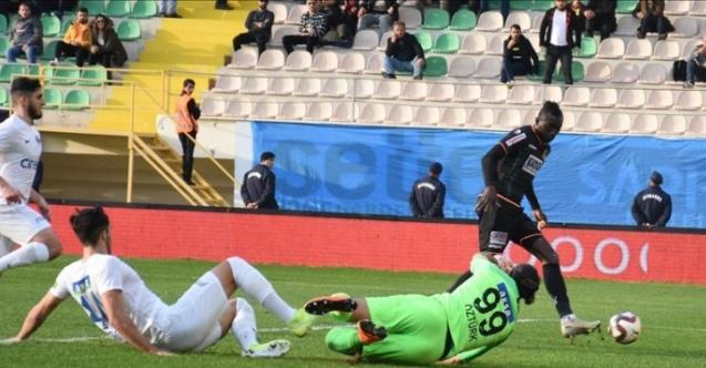 Aytemiz Alanyaspor kupada Kasımpaşa'yı yendi